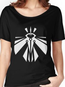 Rank-Up-Magic Revolution force White edition Women's Relaxed Fit T-Shirt