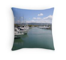 Port Douglas, Queensland Australia Throw Pillow