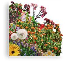 Flora Flurry Canvas Print
