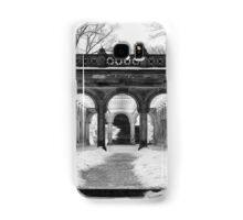Bethesda Terrace, Night 2 Samsung Galaxy Case/Skin