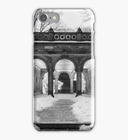 Bethesda Terrace, Night 2 iPhone Case/Skin