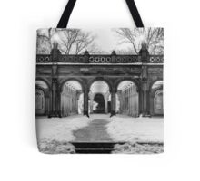 Bethesda Terrace, Night 2 Tote Bag