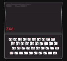 Sinclair ZX81 by thekremlin