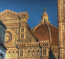 Piazza del Duomo by Keith Sutherland