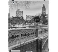 Bow Bridge Night iPad Case/Skin