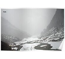 Harshil valley  Poster