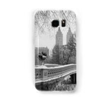 Bow Bridge Daytime Samsung Galaxy Case/Skin
