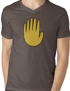 Gravity Falls: The Journal Hand (vector) Mens V-Neck T-Shirt