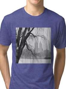 San Remo in Snow Tri-blend T-Shirt