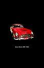 Aston Martin DB5 1964 on black by Neroli Henderson