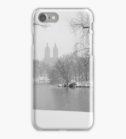 Last Snow iPhone Case/Skin
