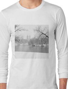 Last Snow Long Sleeve T-Shirt