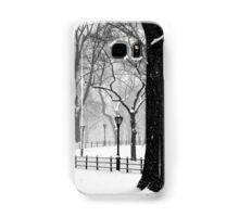 Central Park Walker Samsung Galaxy Case/Skin