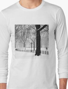 Central Park Walker Long Sleeve T-Shirt