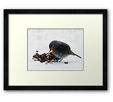 Thank you... Framed Print