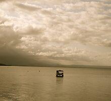 Fishing at Port Douglas by closho