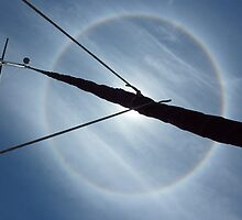 Ring around the sun  by springs