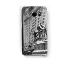 59th Street Penn Plaza Samsung Galaxy Case/Skin