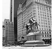 59th Street Penn Plaza Photographic Print