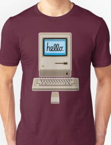 Apple Macintosh 1984 T-Shirt