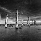Myponga Beach by Bill  Robinson