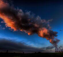 Ferrybridge Power Station Jan 2012 by Nigel Butterfield