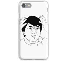 DAFUQ JACKIE iPhone Case/Skin