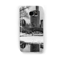 Winter Fun at the Gapstow Samsung Galaxy Case/Skin