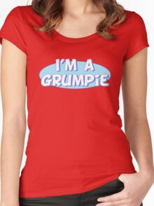 I'm a Grumpie Women's Fitted Scoop T-Shirt