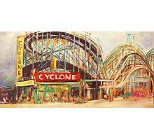 cyclone Photographic Print