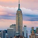 Empire State Cotton Candy by Randy  LeMoine