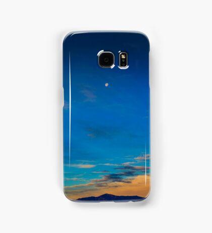 Nature: Moon Dial Samsung Galaxy Case/Skin