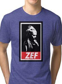 Zef Queen Tri-blend T-Shirt