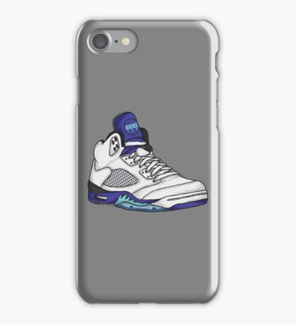 Shoes Grapes (Kicks) iPhone Case/Skin