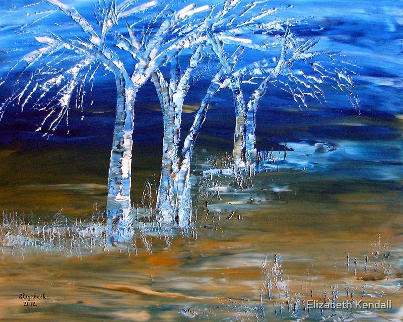 Silence  by Elizabeth Kendall