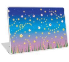 Bioluminescence Laptop Skin