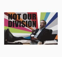 Sherlock - Not our division Kids Clothes