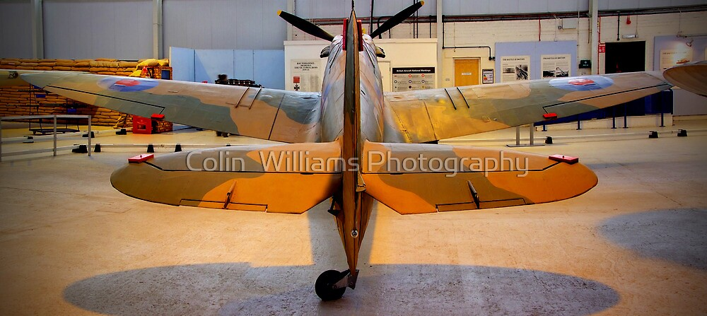 Spitfire - Cosford - HDR by Colin  Williams Photography