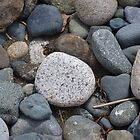 simple rocks by Ryan Dronsfield