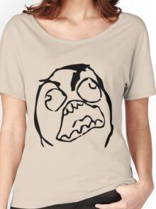 DAFUQ TROLLS Women's Relaxed Fit T-Shirt