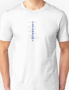 Super Bowl Go Giants T-Shirt