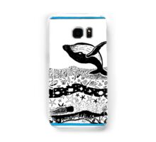 Having a Whale of a Time Samsung Galaxy Case/Skin