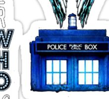 Superwholock Sticker