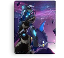 Skyshatter Shaman Canvas Print