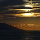 The Fascination Of The Setting Sun II - La Fascinación Del Sol Poniente by Bernhard Matejka