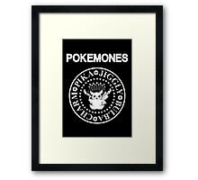 Hey Ho, Catch 'Em All Framed Print