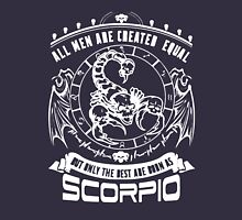 The Best Man Are Born As Scorpio T-Shirt