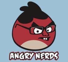 Angry Nerds by anfa