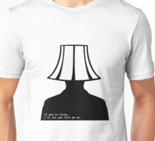 Lamp Man! Unisex T-Shirt