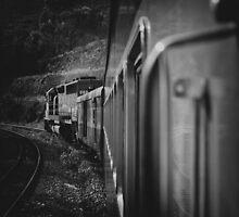 on my way... by RodrigoVSQ